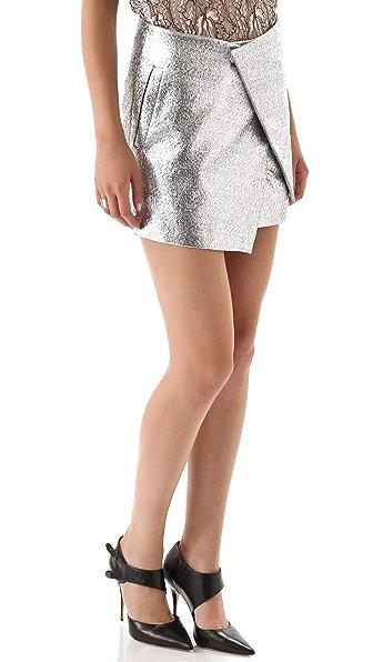 Ellery 礼服式缠绕半身裙