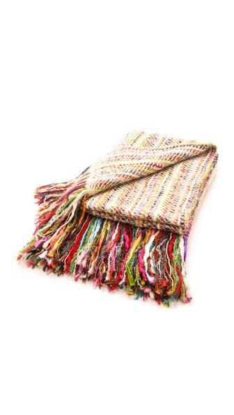 gift boutique courchevel 小毯子