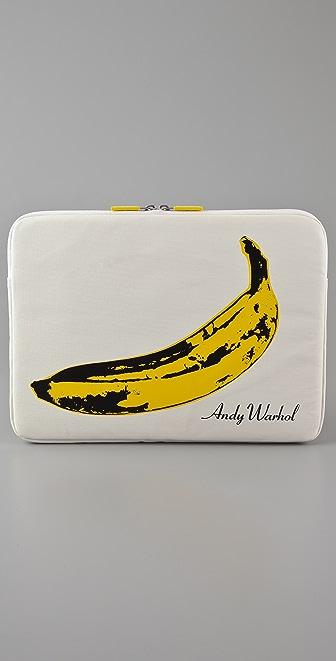 andy warhol 香蕉 13 英寸电脑包