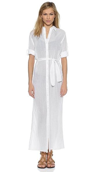 罩衫长衬衣连衣裙