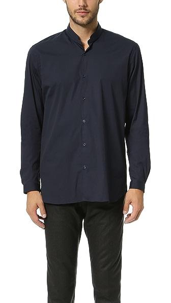 立领lopo衫服装素材