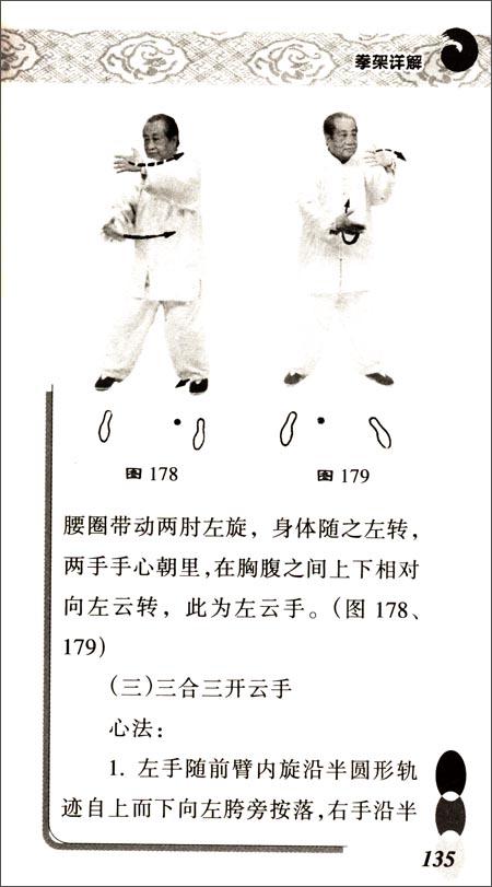 杨式太极拳术述真:太极拳行拳心法