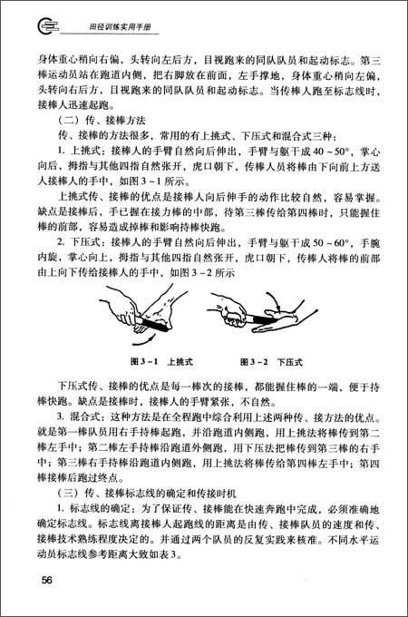 田径训练实用手册