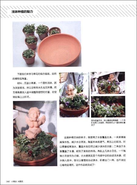 园艺•梦想•家:小阳台大园艺