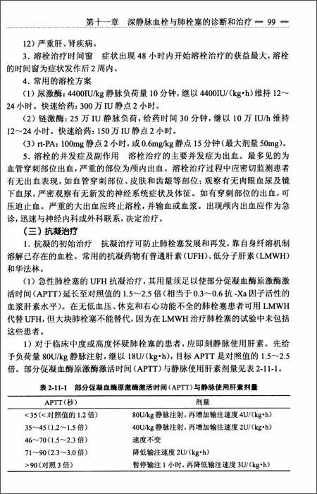 北京协和医院医疗诊疗常规:重症医学科诊疗常规