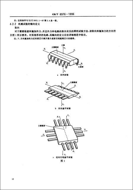 《膜集成电路和混合膜集成电路总规范(gb/t 8976-1996