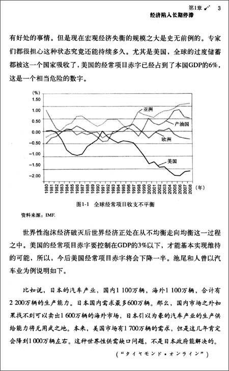 失去的二十年:日本经济长期停滞的真正原因