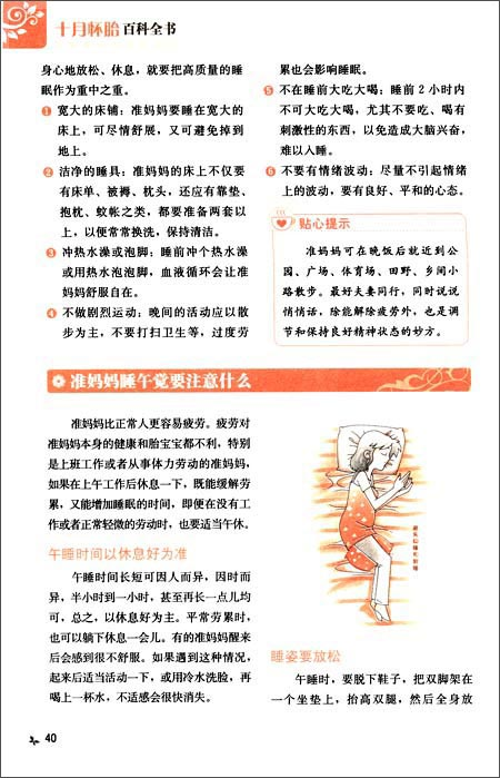 十月怀胎百科全书