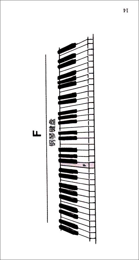 钢琴类图书_钢琴键盘示意图,钢琴键盘; 【全新#正版】 巴斯蒂安音乐