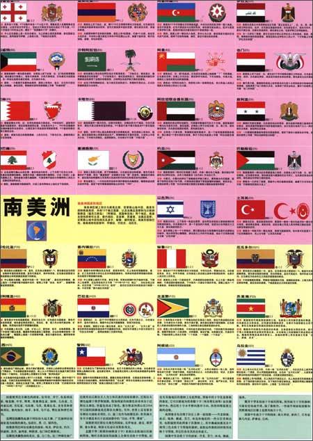 回至 世界地图(国旗版)(防水耐折撕不烂地图) (平装)