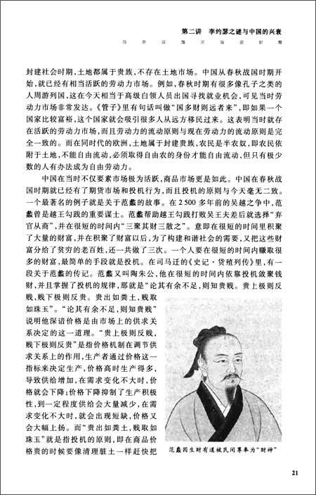 中国经济专题