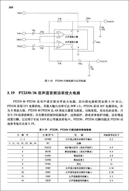 模拟解码电路常用crt模拟彩电中的单片小信号处理电路,如om8838,tda