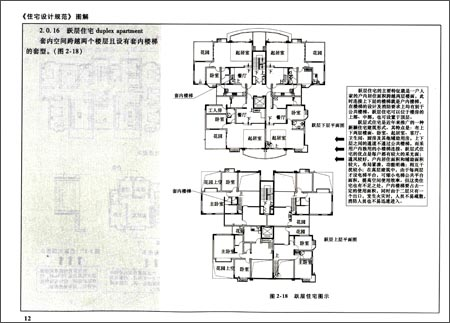 《住宅设计规范》图解
