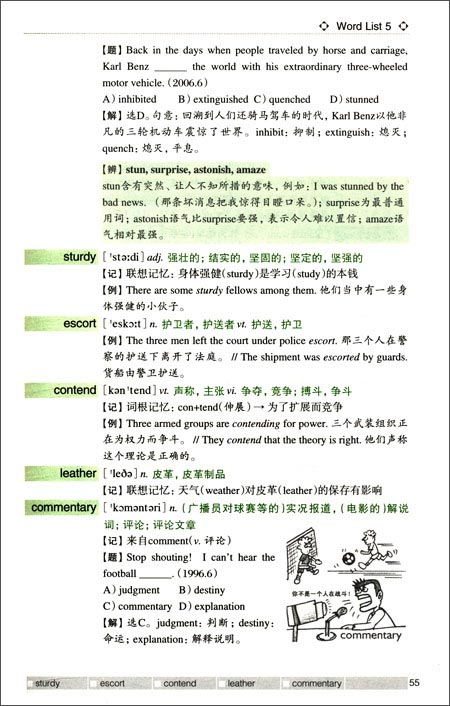 新东方•6级词汇词根+联想记忆法