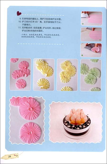 裱花蛋糕装饰最热门的六堂课