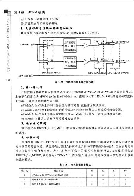 TMS320F28335DSP原理及开发编程