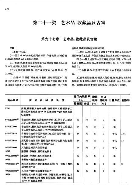中国海关报关实用手册