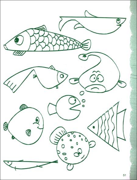 完美图库 最好学的简笔画素材宝典 王萍