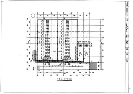 冷库制冷工程设计实例图集