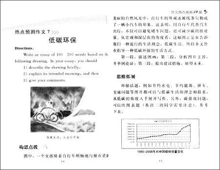 海天教育•考研英语工具书:作文热点预测28篇