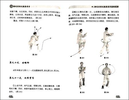 杨式内传太极拳家手:张文炳宗师传授2