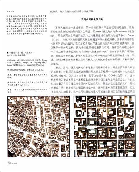 城市与形态:关于可持续城市化的研究