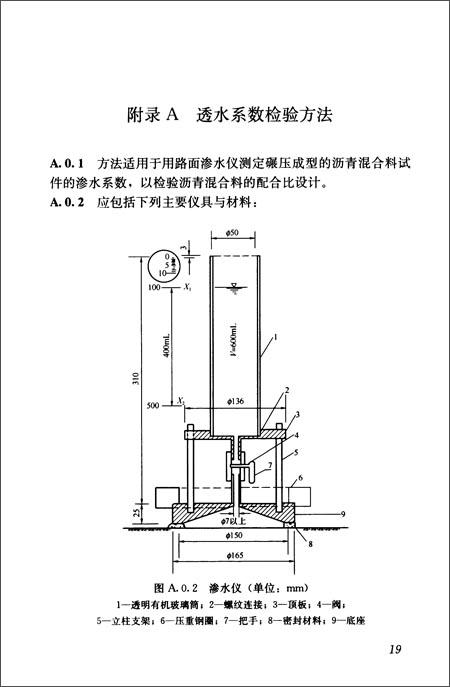 中华人民共和国行业标准:透水砖路面技术规程
