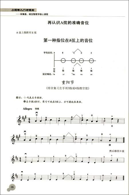 小提琴入门与提高:林耀基杨宝智教学核心课程