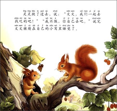 小动物成长日记:勤劳的小松鼠:亚马逊:图书