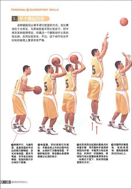 篮球基础与实战技巧