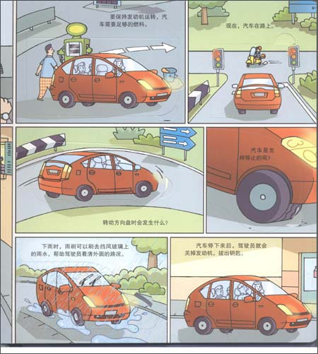 看里面低幼版:揭秘汽车