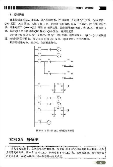 s7-200控制电梯电路图