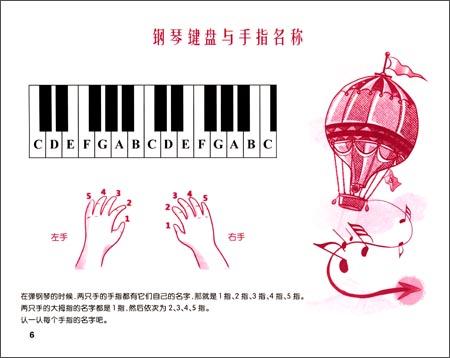 幼儿钢琴入门1分享展示图片