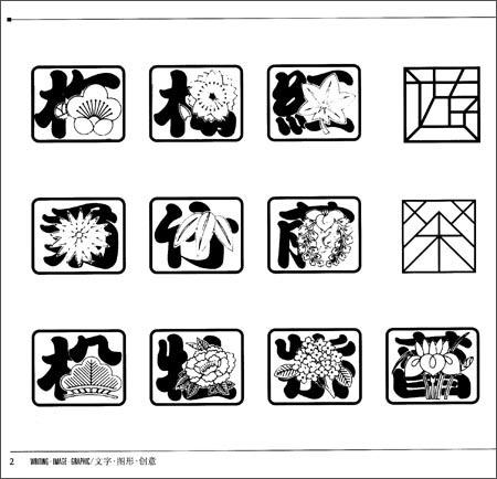 它以文字为基本元素,通过局部的形象置换进行再创意设计而达到信息图片