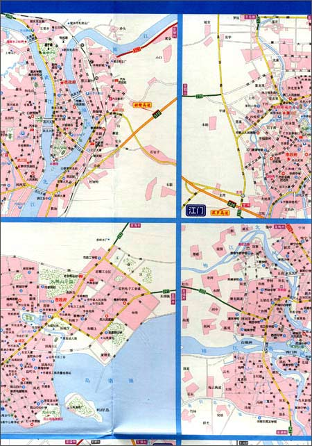 梅州到海南的地图