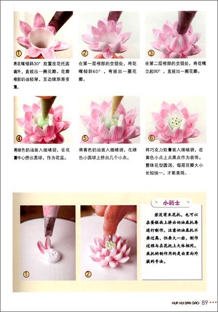简单温馨蛋糕裱花