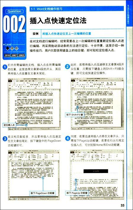 Office 2010实战技巧精粹辞典