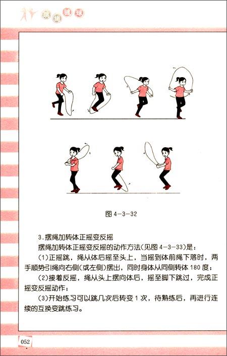 跳绳毽球/校园体育