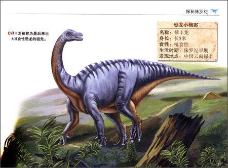 树叶恐龙粘贴画图片大全