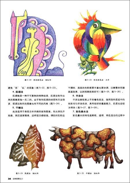二方连续纹样广泛用于建筑,书籍装帧,包装等.