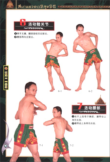 泰拳:史上最强的格斗术基础入门