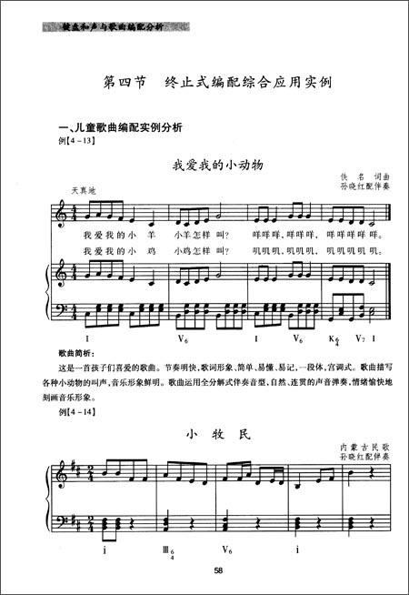 音乐小松树图谱