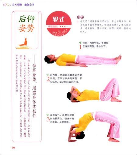 天天瑜伽:瑜伽全书