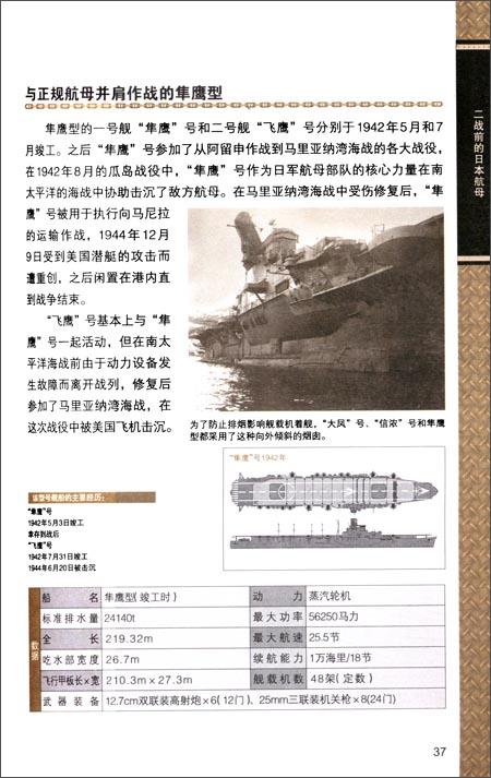 世界军事大百科:最强航母