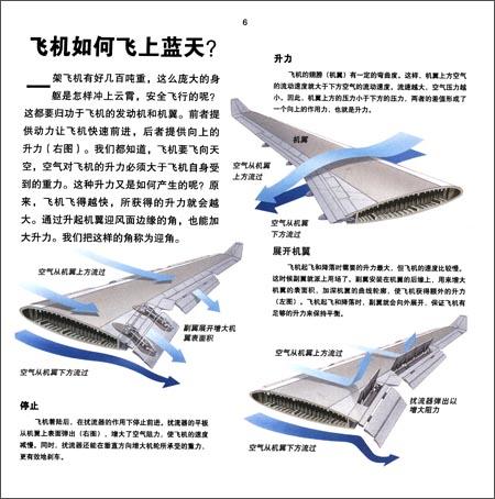 原来,飞机飞得越快,所获得的升力就会越大.