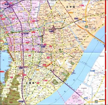 杭州CITY城市地图