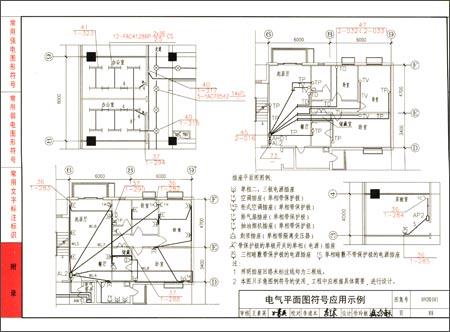 国家建筑标准设计图集:建筑电气工程设计常用图形