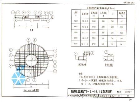 水表井图集; 室外排水设计图集;
