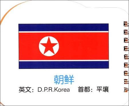 小可爱启蒙书:国旗标志(0-3岁)