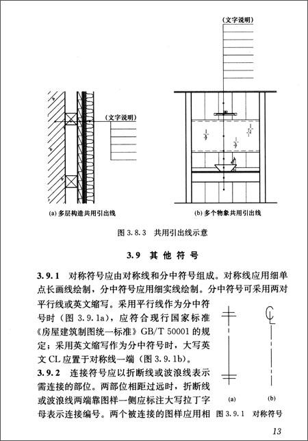 房屋建筑室内装饰装修制图标准(jgj/t244-2011)